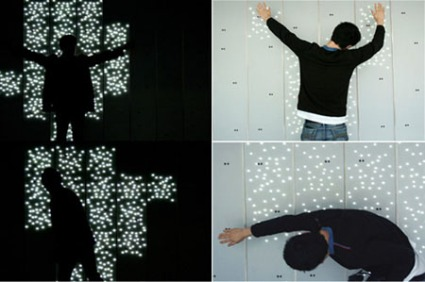 Pared interactiva 14